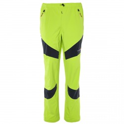 Trekking pants Rock Experience Eos Man lime-grey