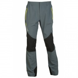 Trekking pants Rock Experience Cyclon Man grey-black