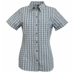 Trekking shirt Rock Experience Dallas 4 Woman grey