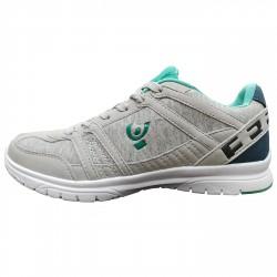 Chaussures de tennis Freddy Femme gris-vert eau