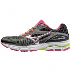 Running shoes Mizuno Wave Legend 4 Woman grey-pink