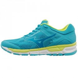 Running shoes Mizuno Synchro Mx 2 Woman turquoise