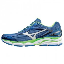Chaussures running Mizuno Wave Ultima 8 Homme royal