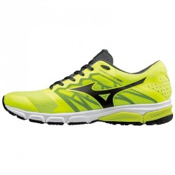 Running shoes Mizuno Synchro Md 2 Man yellow