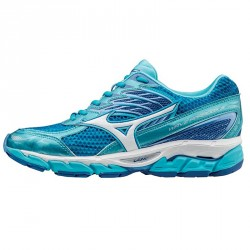 Running shoes Mizuno Wave Paradox 3 Woman light blue