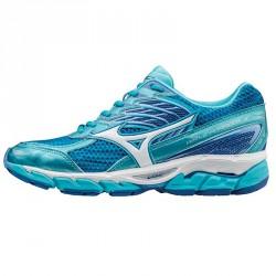 Chaussures running Mizuno Wave Paradox 3 Femme bleu clair