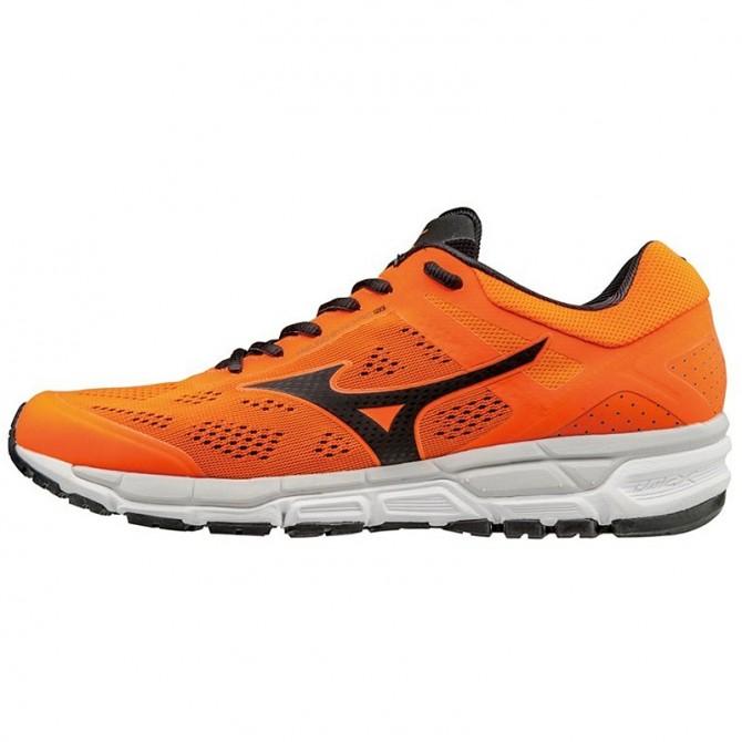 Zapatos running Mizuno Synchro Mx 2 Hombre naranja