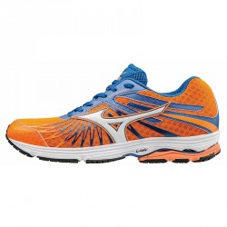 Running shoes Mizuno Wave Sayonara 4 Man orange