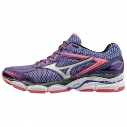 Running shoes Mizuno Wave Ultima 8 Woman purple-pink