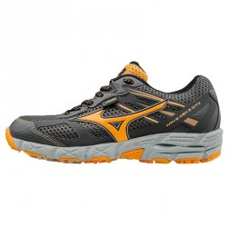 Running shoes Mizuno Wave Kien 3 Gtx Woman grey