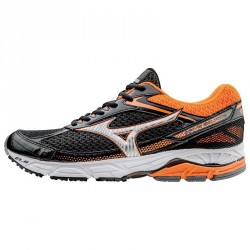 Zapatos running Mizuno Wave Equate Hombre negro
