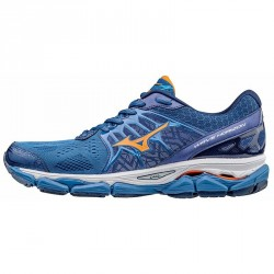 Running shoes Mizuno Wave Horizon Man blue