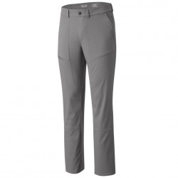Trekking pants Mountain Hardwear Shilling Man grey
