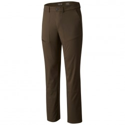 Trekking pants Mountain Hardwear Shilling Man mud