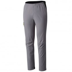 Pantalon trekking Mountain Hardwear Right Bank Scrambler Homme gris