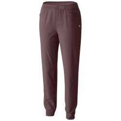 Trekking pants Mountain Hardwear Right Bank Scrambler Woman brown