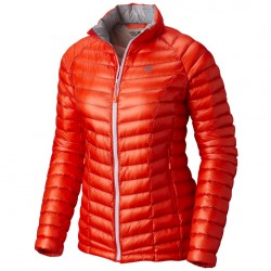Trekking down jacket Mountain Hardwear Ghost Whisperer Woman orange