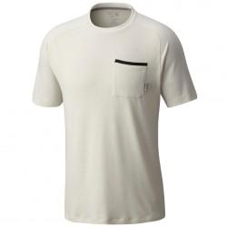T-shirt trekking Mountain Hardwear Coolhiker AC Hombre beige