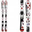 Ski Bottero Ski Carosello Jr + fixations SL 4.5