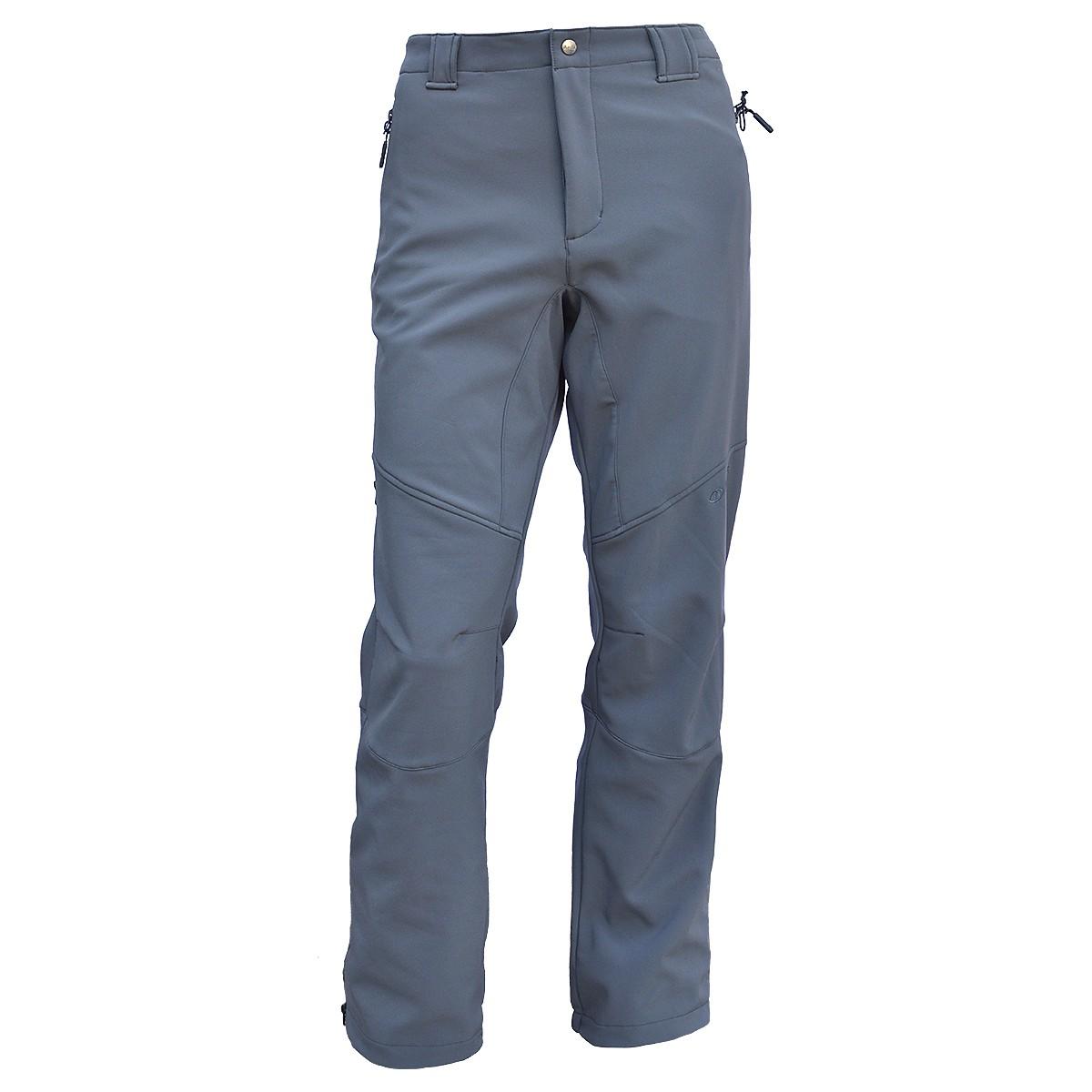 pantalon de randonn e ande gris bottero ski. Black Bedroom Furniture Sets. Home Design Ideas