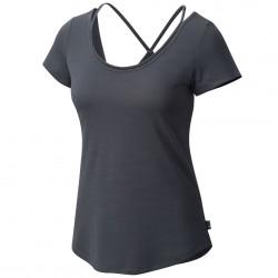Trekking t-shirt Mountain Hardwear Breeze AC Woman grey