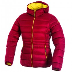 chaqueta de pluma Cmp Girl fresa