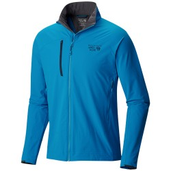 Trekking jacket Mountain Hardwear Super Chockstone Man blue