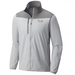 Trekking jacket Mountain Hardwear Super Chockstone Man grey