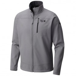 Trekking jacket Mountain Hardwear Fairing Man grey