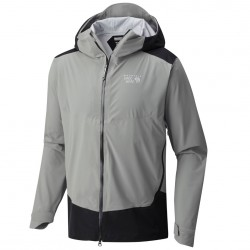 Trekking jacket Mountain Hardwear Torzonic Man grey