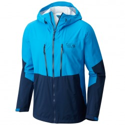 Trekking jacket Mountain Hardwear Thundershadow Man blue