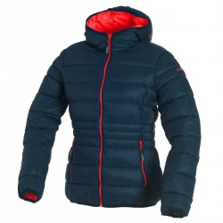 chaqueta de pluma Cmp mujer blu