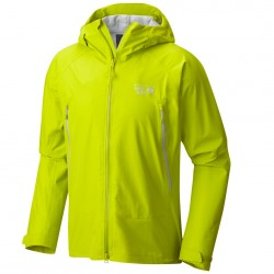 Trekking jacket Mountain Hardwear Quasar Lite Man lime