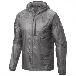 Trekking jacket Mountain Hardwear Ghost Lite Man grey