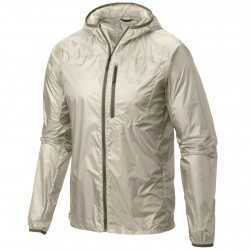 Trekking jacket Mountain Hardwear Ghost Lite Man cream