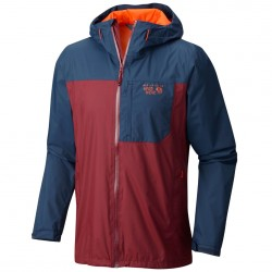 Trekking jacket Mountain Hardwear DynoStryke Man blue