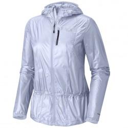 Giacca trekking Mountain Hardwear Ghost Lite Donna azzurro