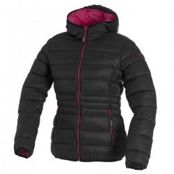 chaqueta Cmp Fix Hood mujer