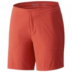 Trekking bermuda Mountain Hardwear Right Bank Woman orange