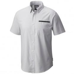 Camisa trekking Mountain Hardwear Denton Hombre gris