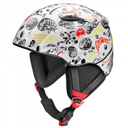 casco esquì Head Joker Junior blanco