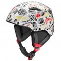 casque ski Head Joker Junior blanc