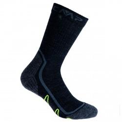 Trekking socks Cmp Poly Medium Junior anthracite