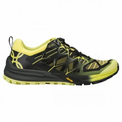 Scarpe trail running Montura Flash Uomo nero