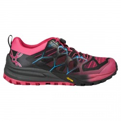Scarpe trail running Montura Flash Donna nero