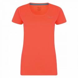 T-shirt trekking Dare 2b Reform II Femme corail