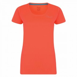 T-shirt trekking Dare 2b Reform II Mujer coral