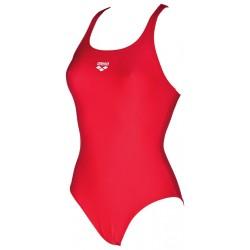 Traje de baño Arena Dynamo Mujer rojo