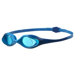 Swimming goggles cap Arena Spider Junior blue