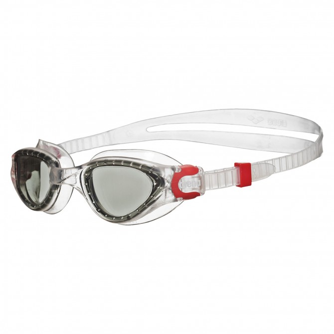 Swimming goggles cap Arena Cruiser Soft grey